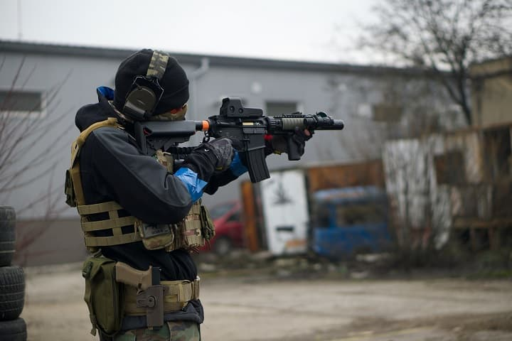 What to Wear for Airsoft